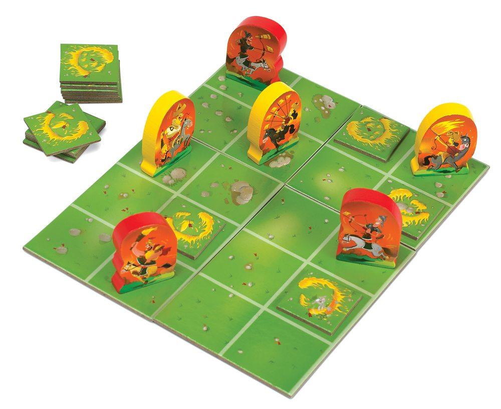 Attila Game Board