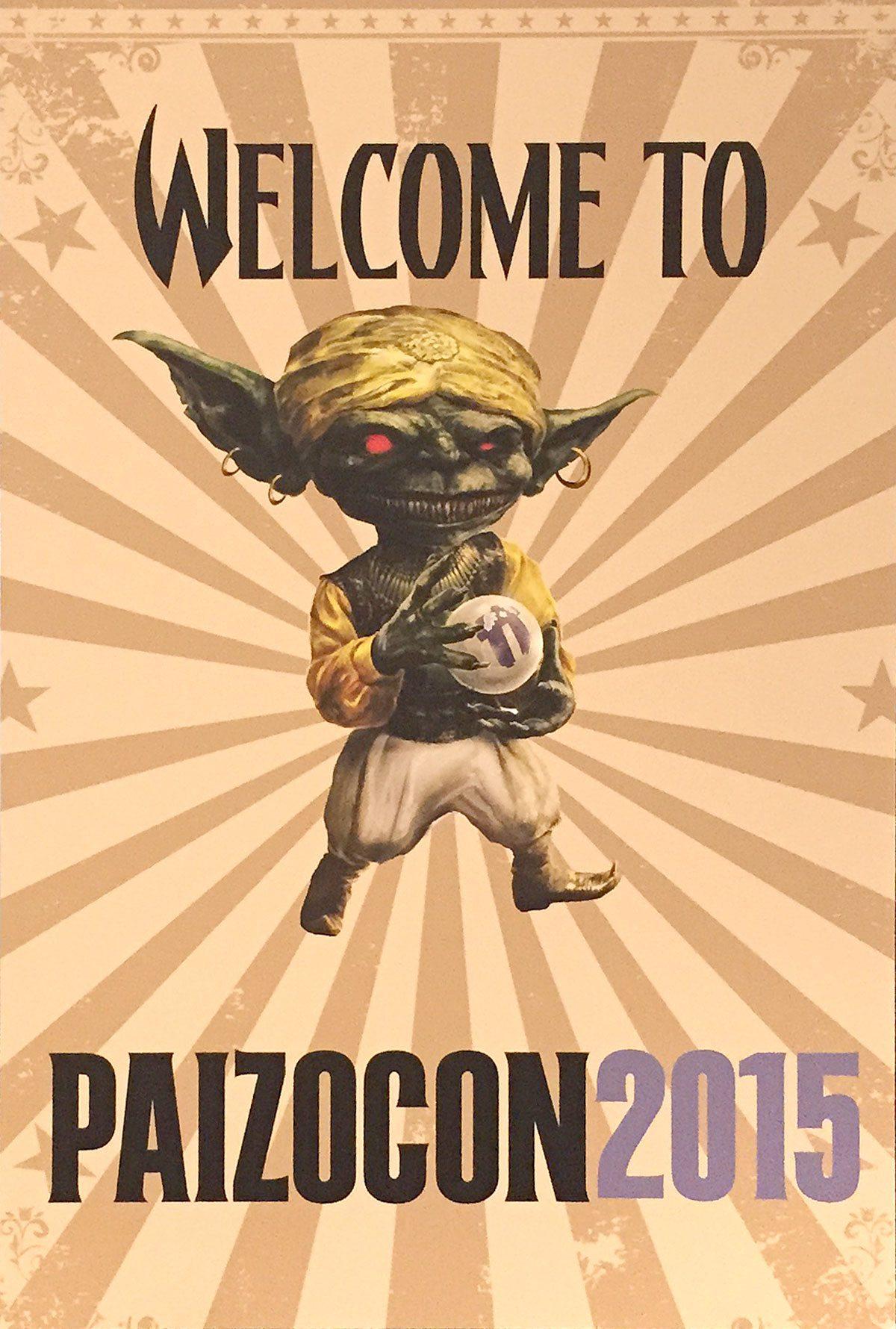 PaizoCon-welcome