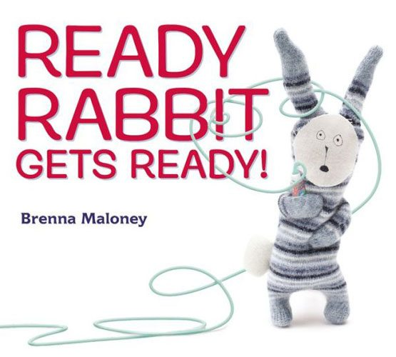 Ready Rabbit Gets Ready