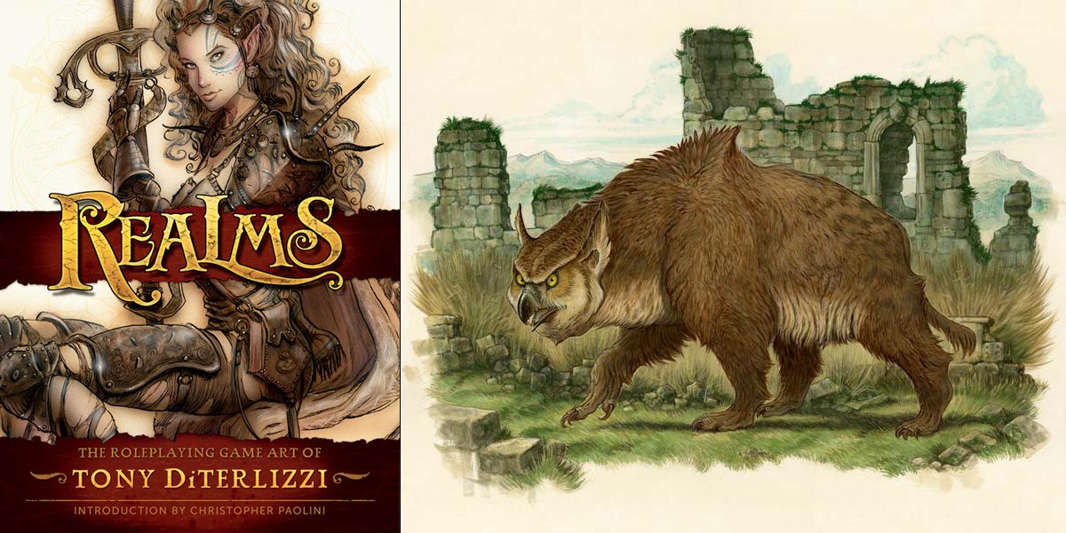 Realms DiTerlizzi