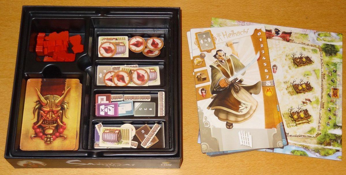 Samurai Spirit box