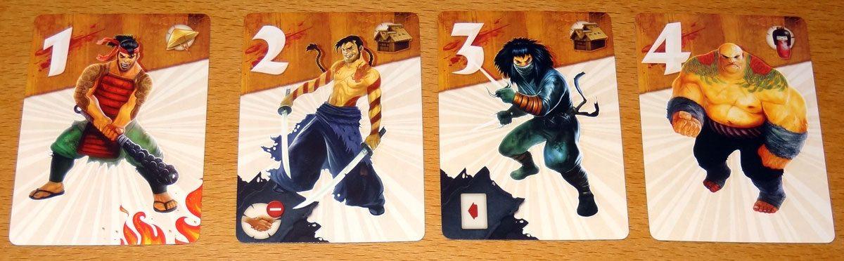 Samurai Spirit raiders