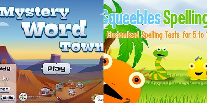 Spelling Apps © Artgig Apps/KeyStageFun (Fair Use)