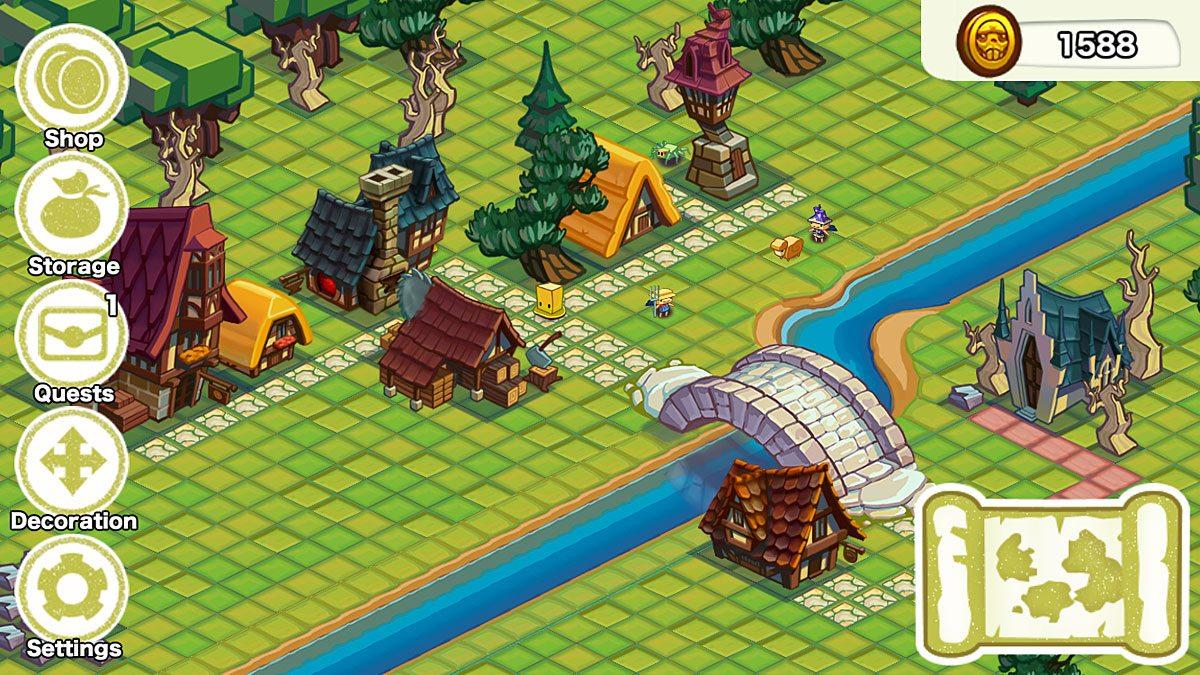 Sproggi-Village