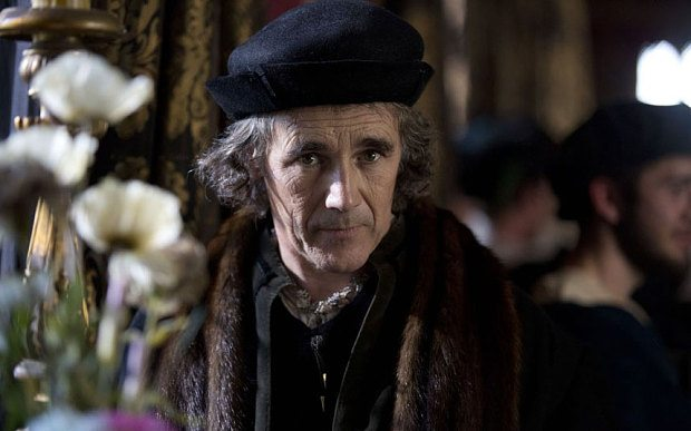 wolf hall, mark rylance, Henry VIII
