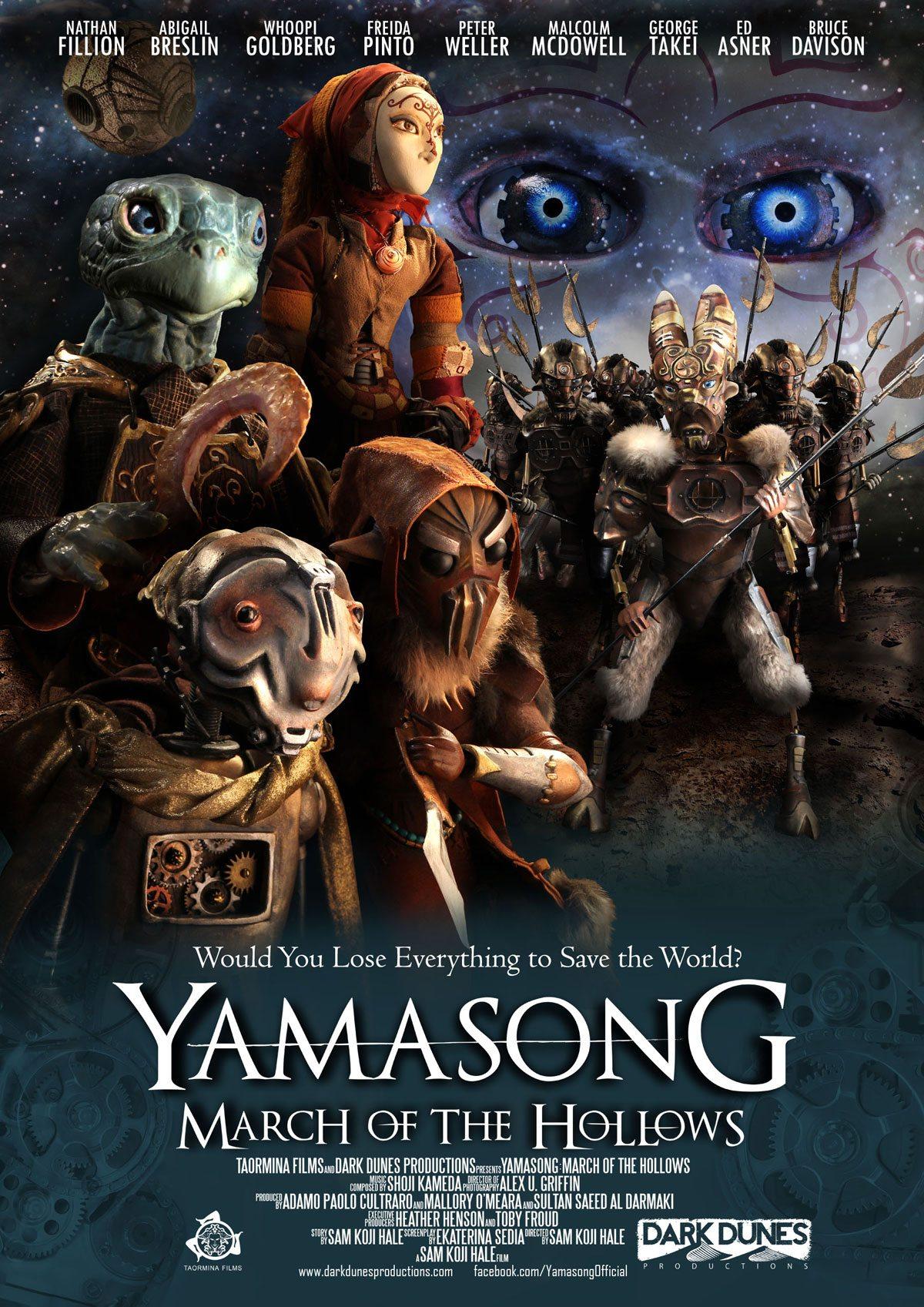Yamasong poster