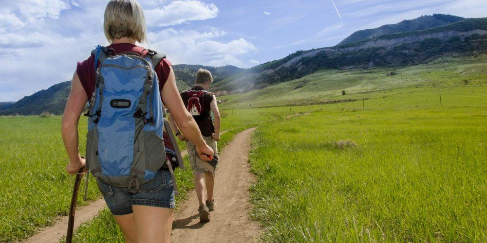 Outdoor Activity. Photo by Randy Slavey