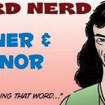 Word Nerd: A Miner Detail