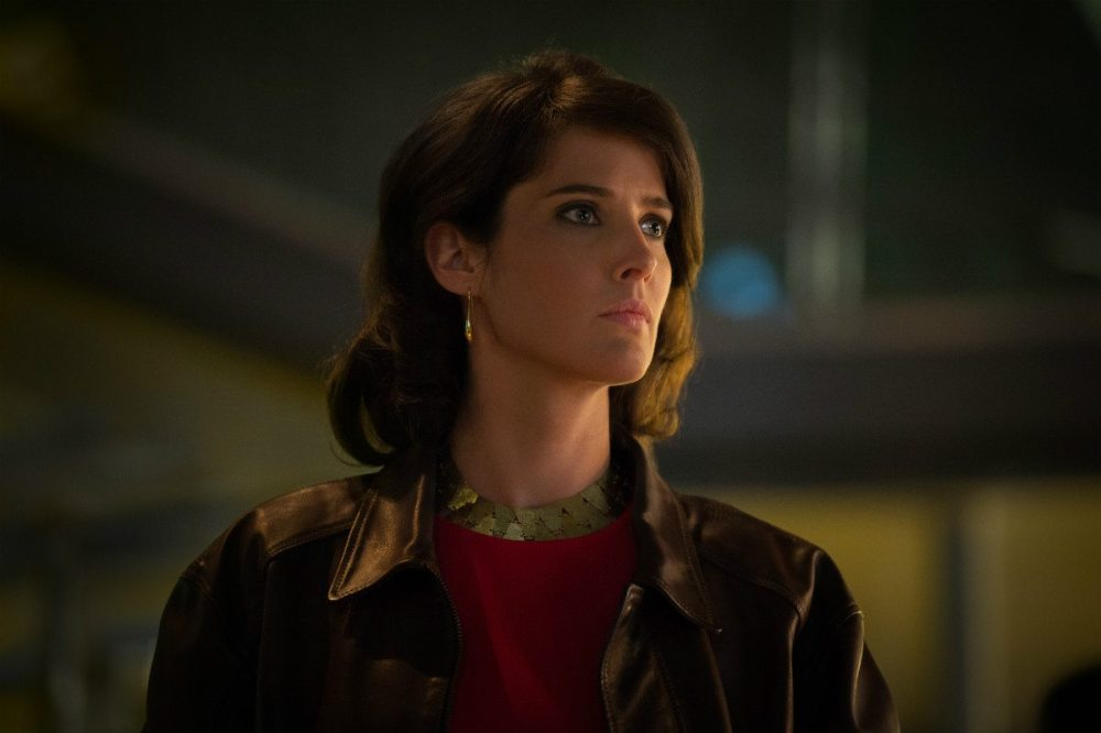 Smulders as Maria Hill - Photo: Marvel/Disney