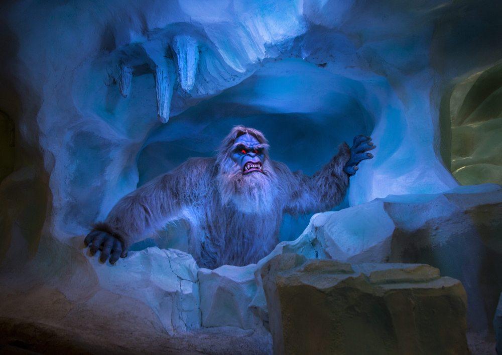 New Matterhorn Snowman