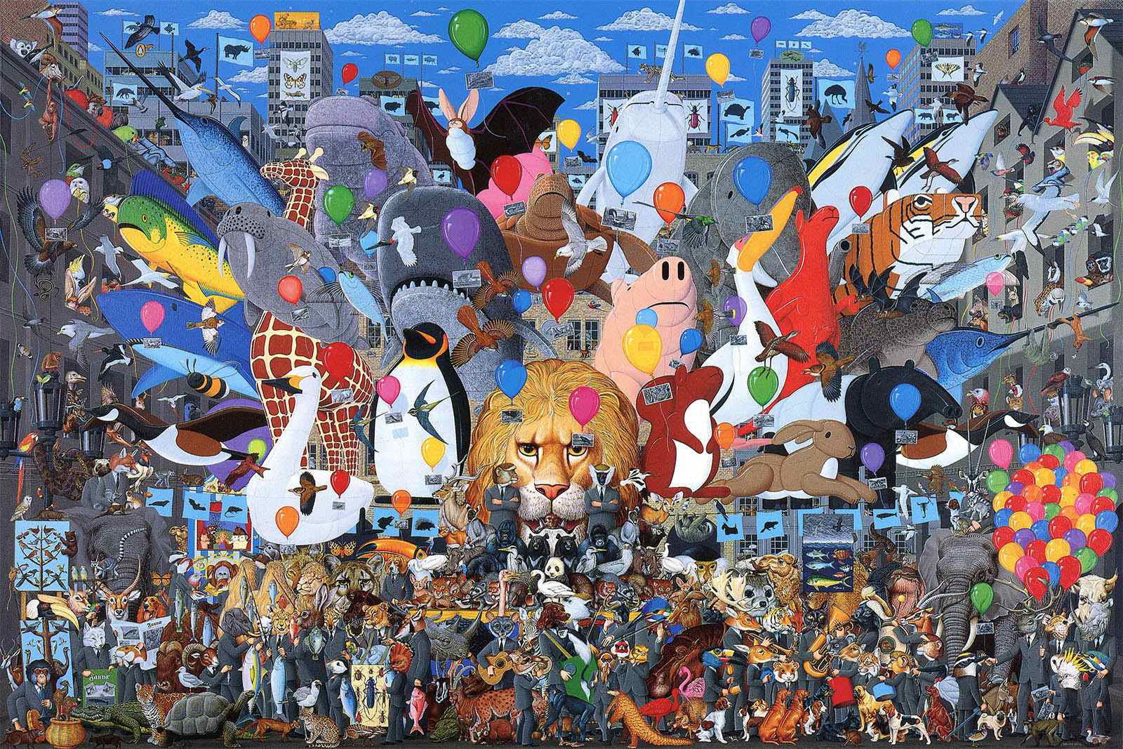 The full picture in The Ultimate Noah's Ark. Picture by codex99.com