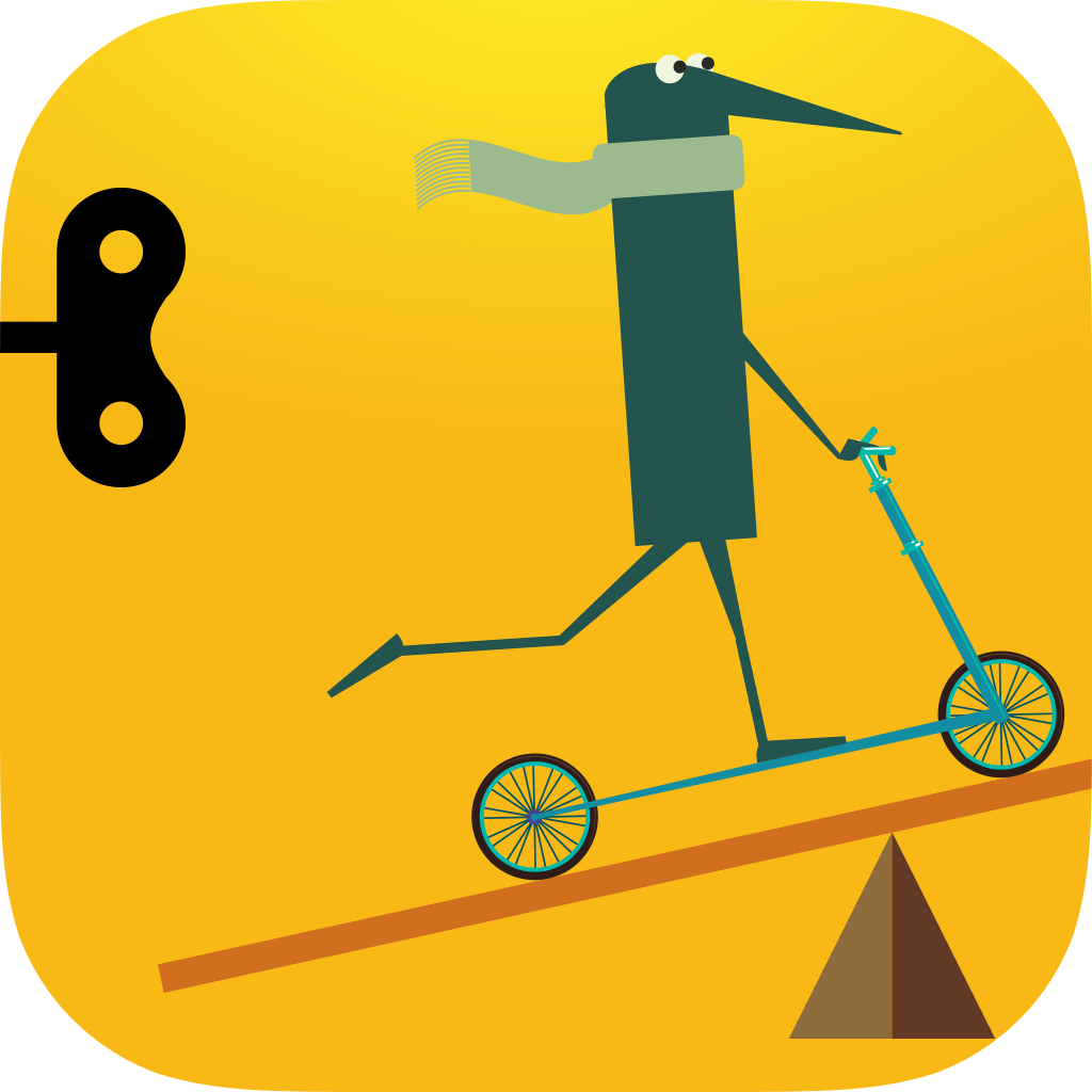 Simple Machines Icon by Tinybop