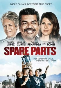 'Spare Parts' DVD