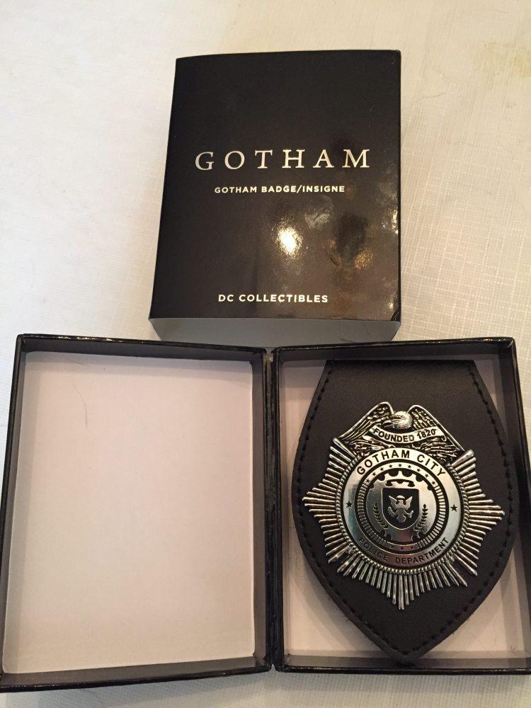 Jim Gordon, Batman, Gotham
