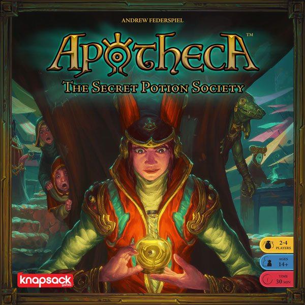 Apotheca cover