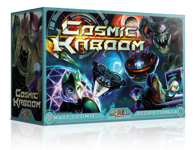 Cosmic Kaboom Box