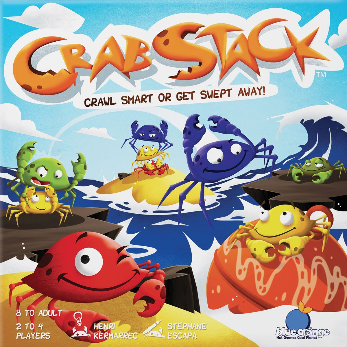 Crab Stack cover
