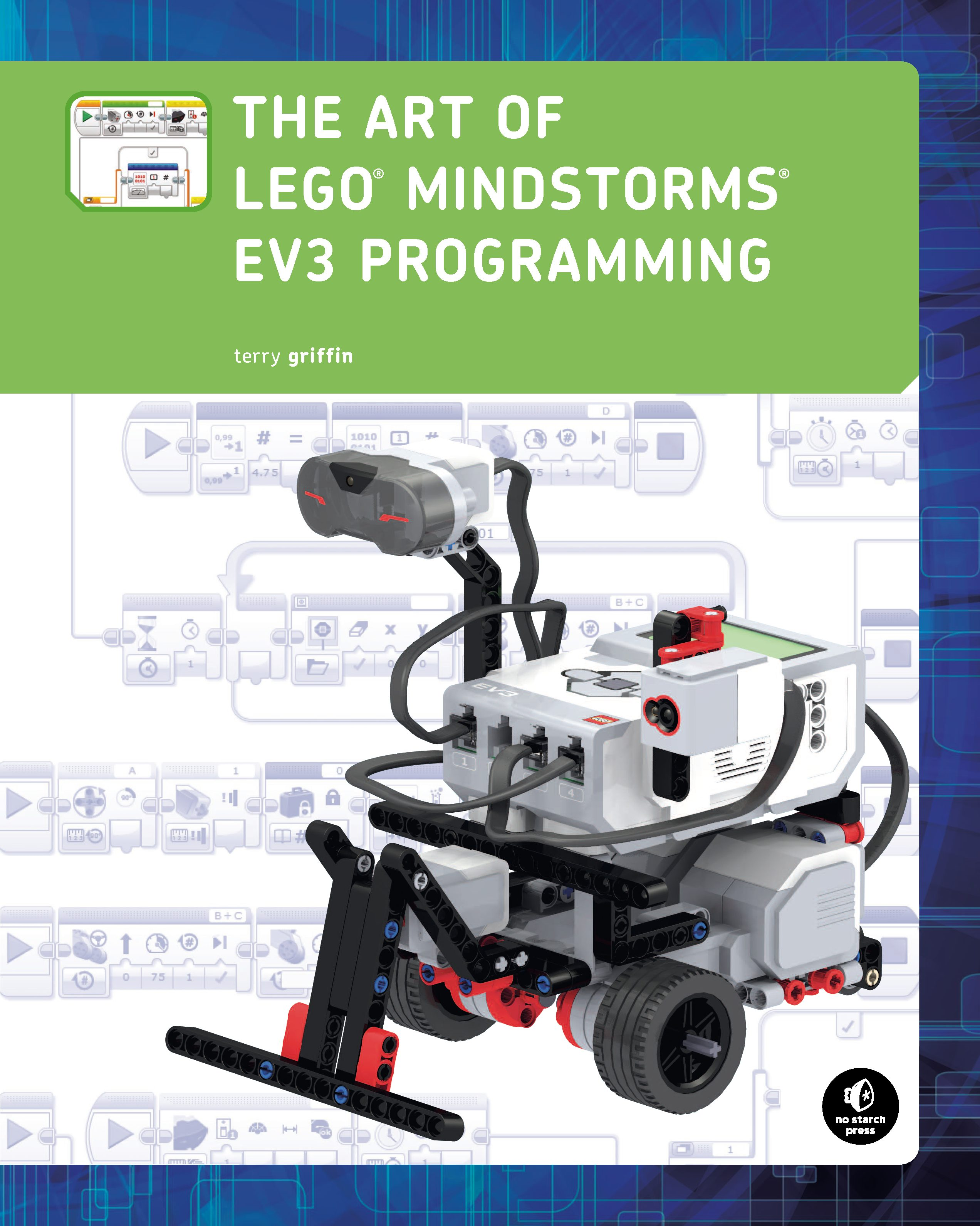 The Art of Lego Mindstorms EV3 Programming Cover