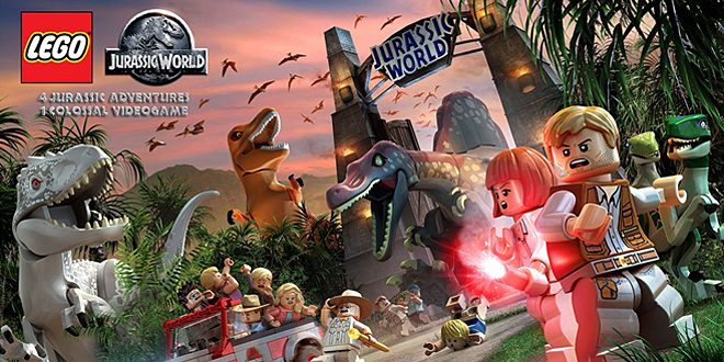 Lego Jurassic World © Warner Bros. Interactive