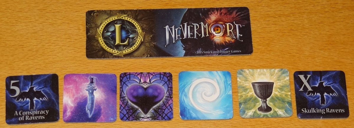 Nevermore Resolution tokens