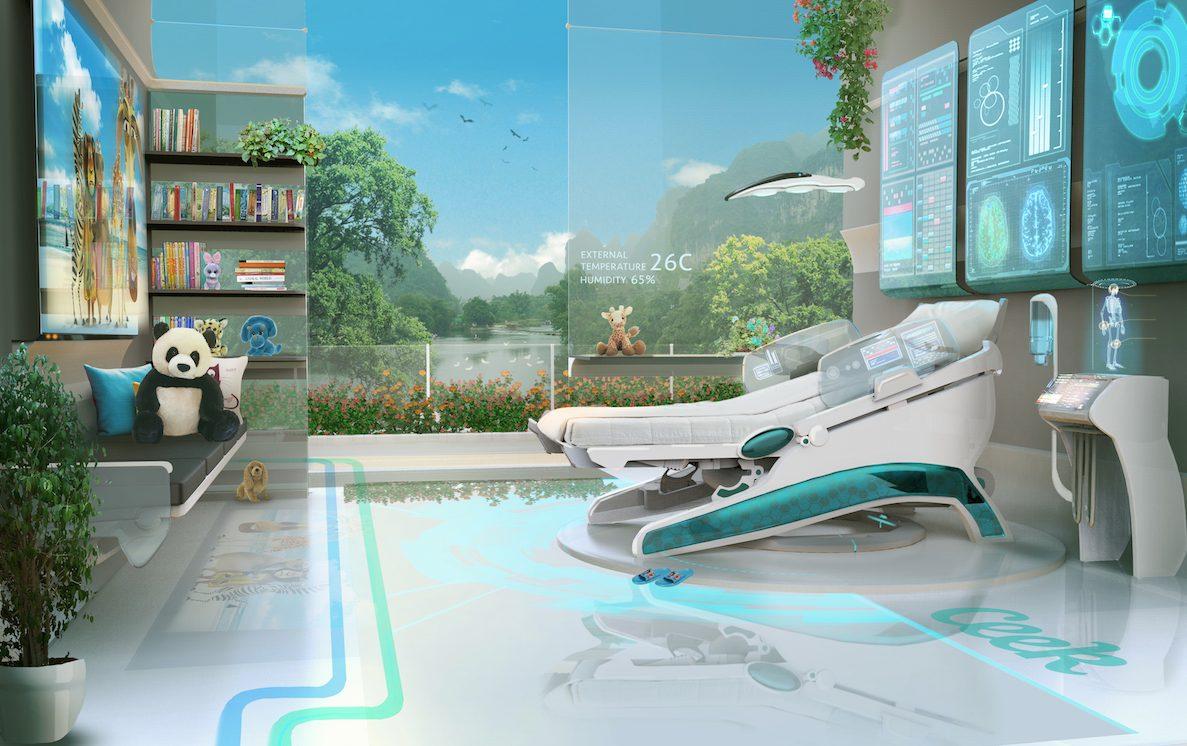 Next Galaxy Hospital VR