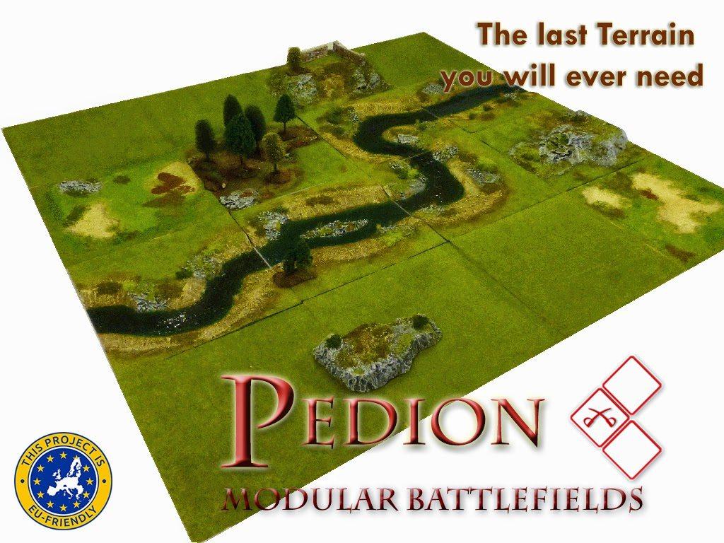 Pedion Modular Battlefields
