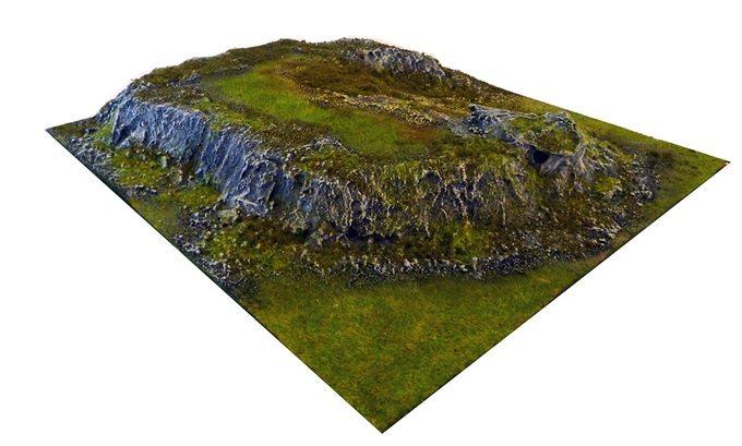 Sample Pedion Hill Tile