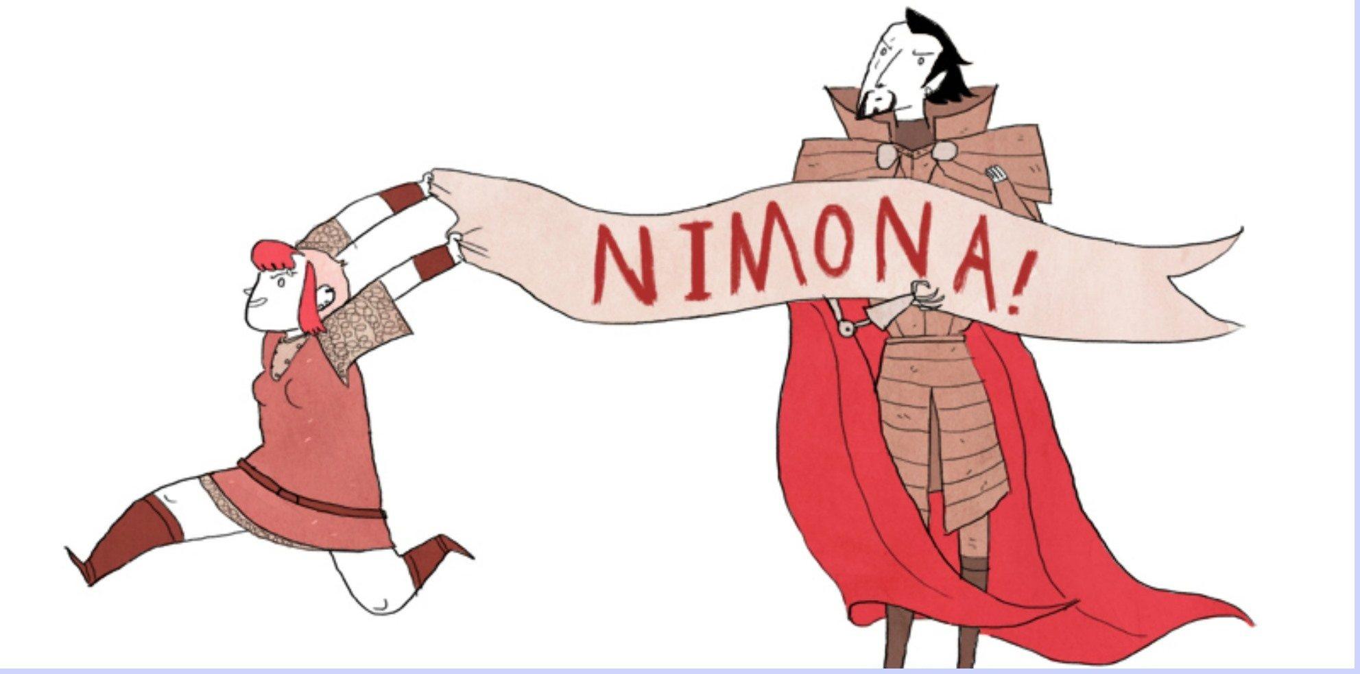 nimona-bannewr