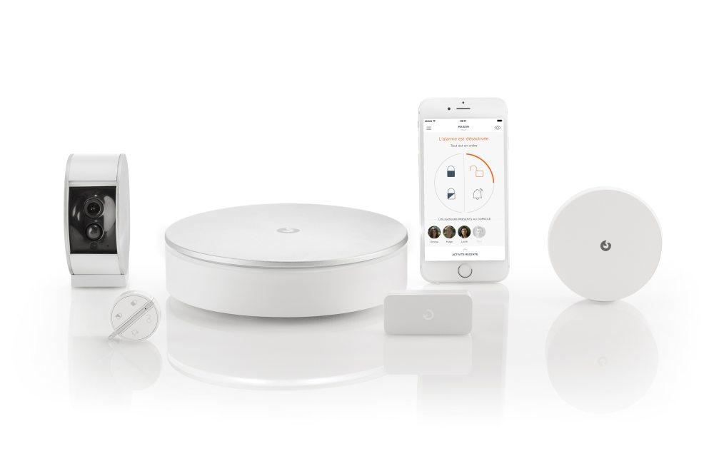 Myfox US Devices + App