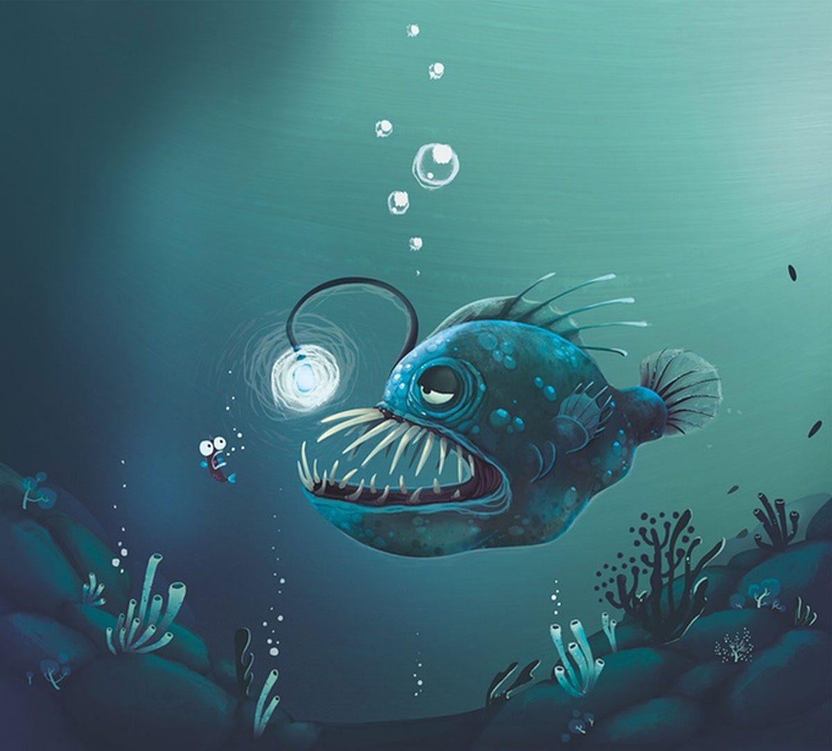EvolutionaryTales-Angler