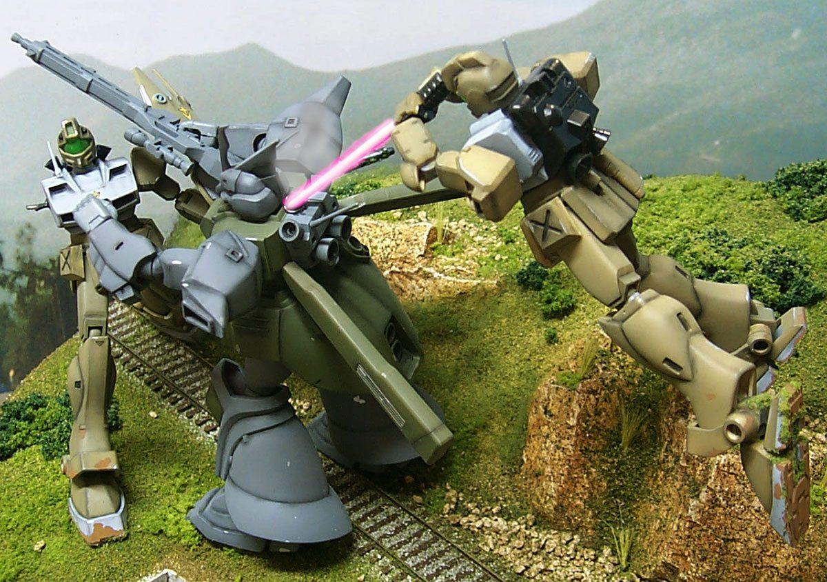 Gundam-Main