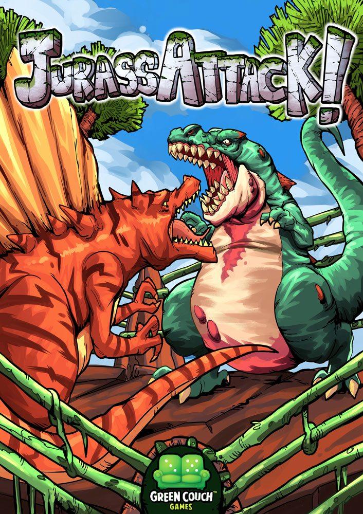 JurassAttack cover