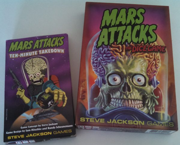 MartianGames
