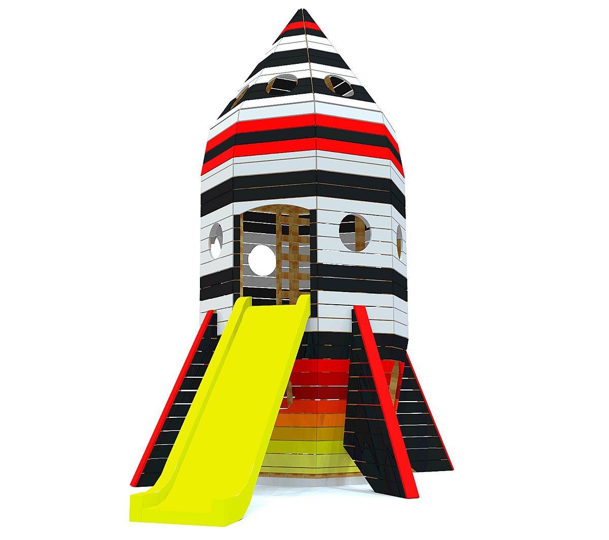 Pauls-rocket