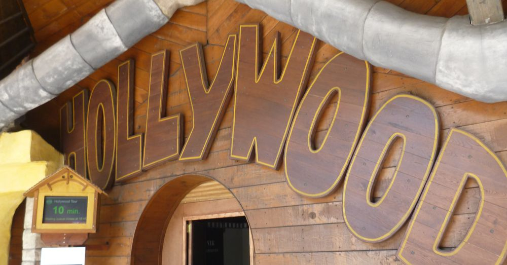 Hollywood Tour in Phantasialand