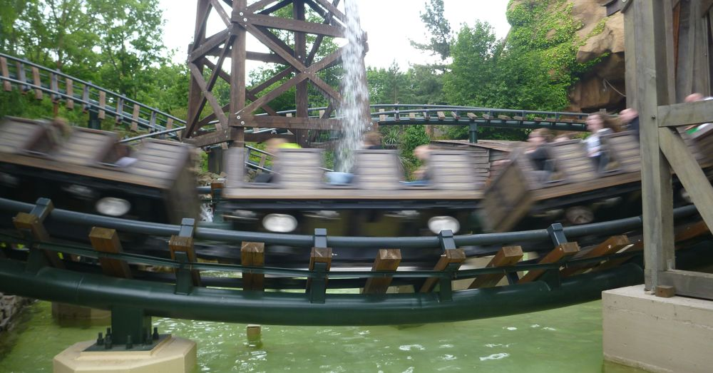 Colorado Adventure in Mexico, Phantasialand