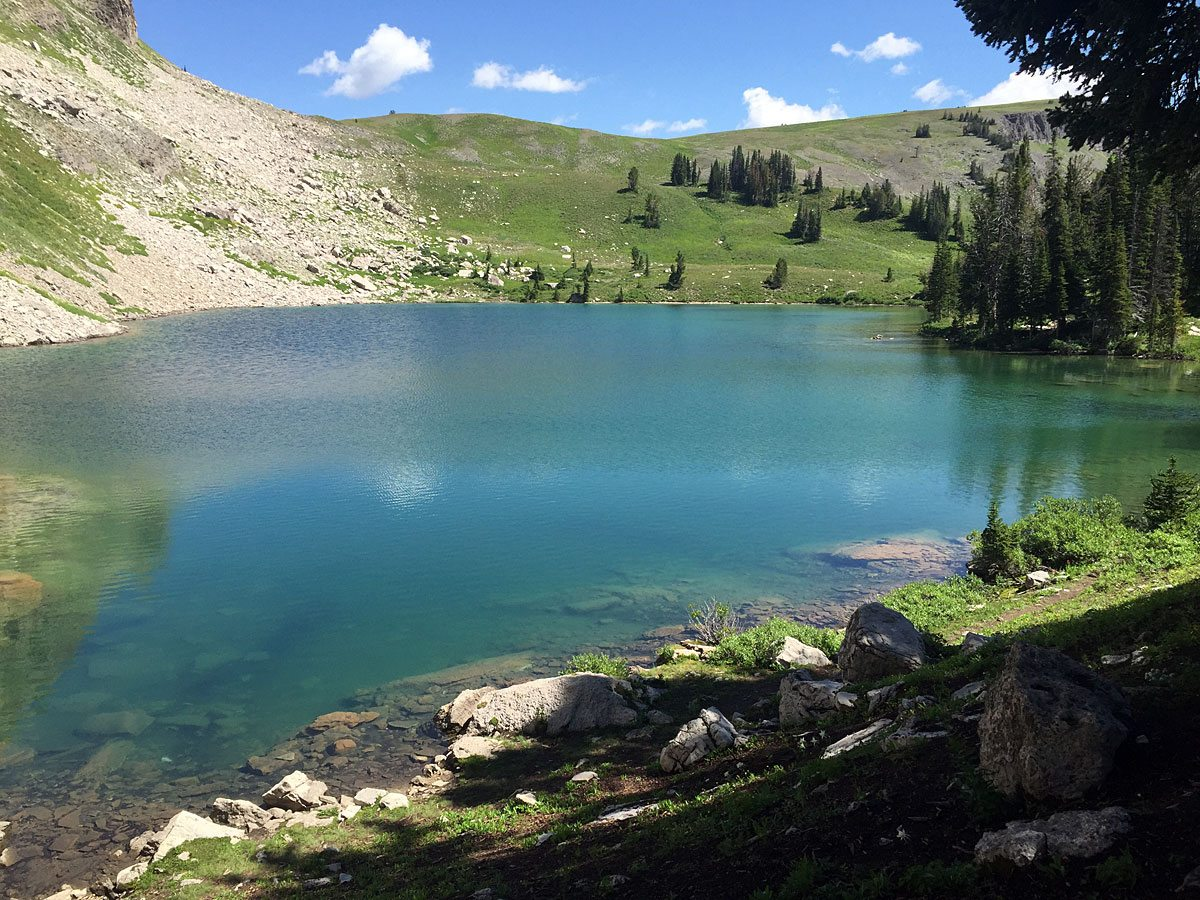 RunCamp-Lake