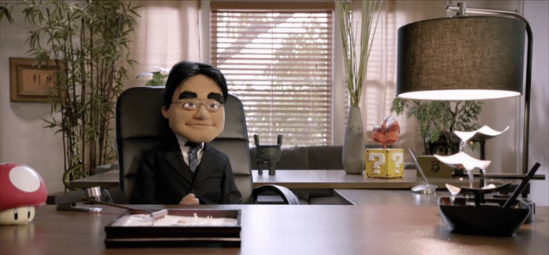 e3 iwata muppet