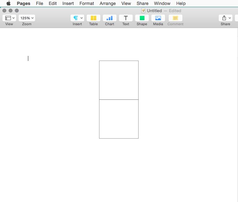 Pages Mini Squares