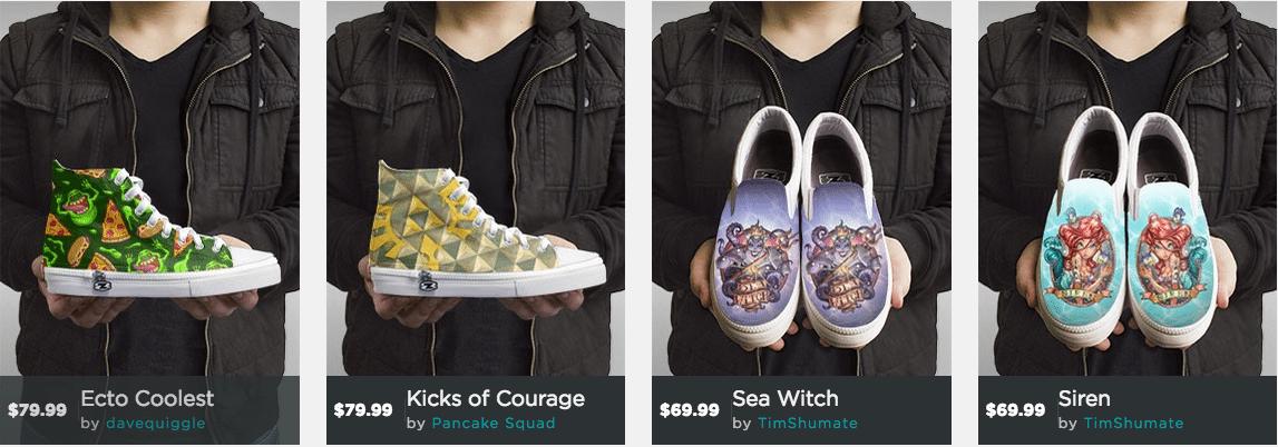 shoe fury selection 1