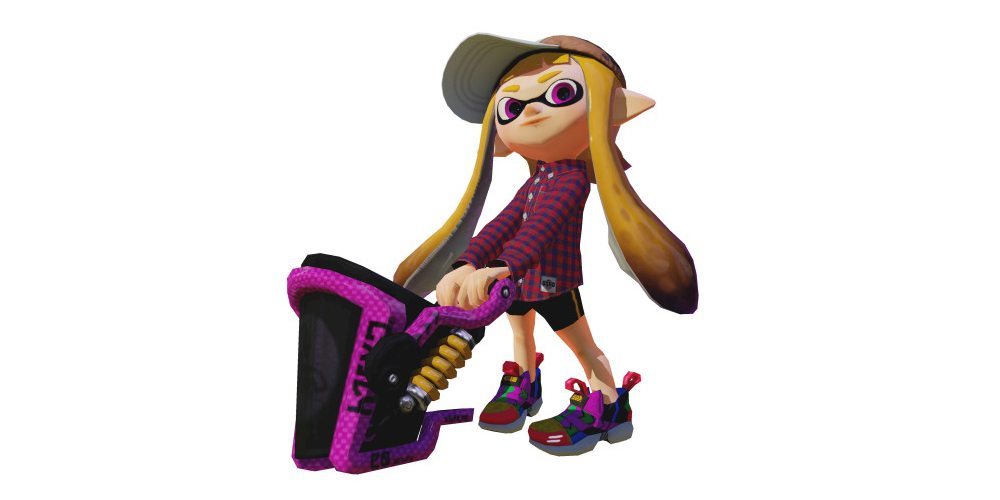 splatoon slosher