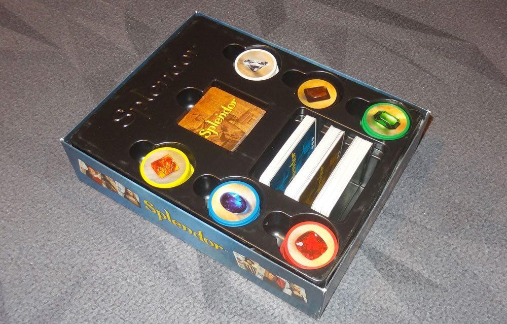 Splendor box insert