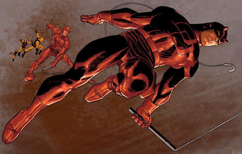 But love this art. Copyright: Marvel Comics.