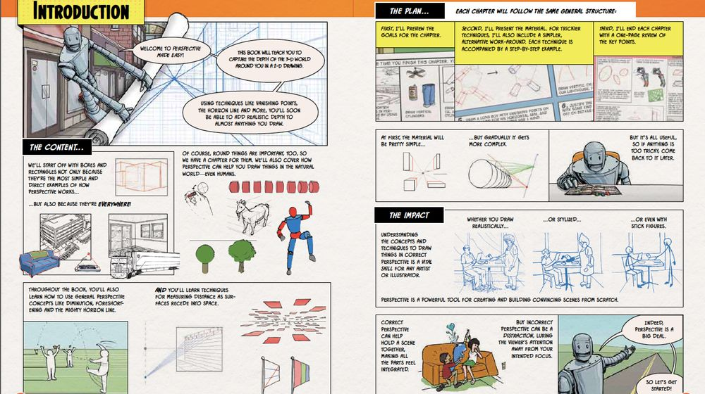 Perspective Made Easy Introduction
