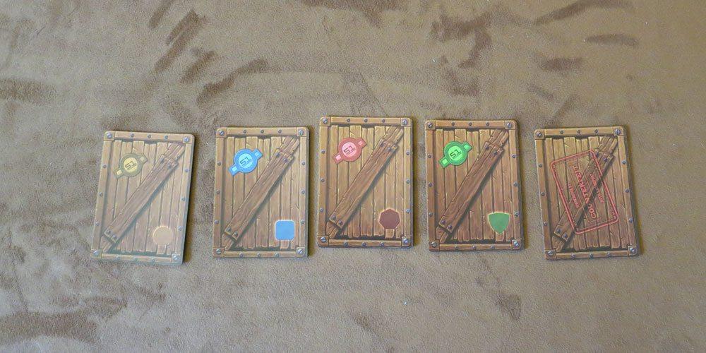 Card backs, work for color-blind folks too.