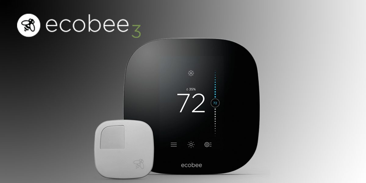 Review  Ecobee3 Wi-fi Thermostat With Homekit