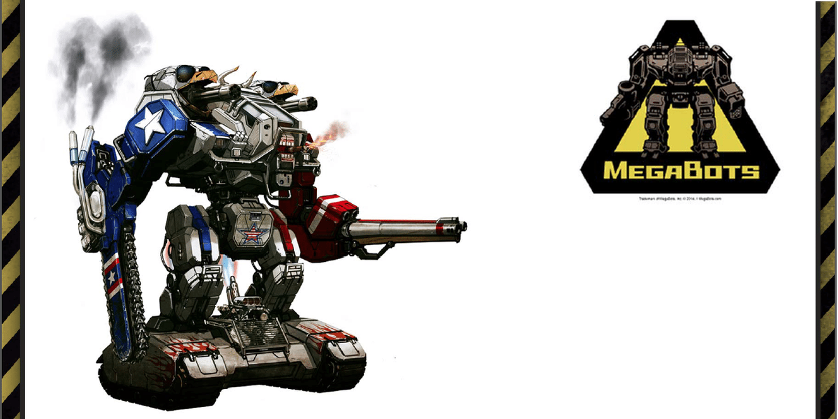 MegaBots Concept Art