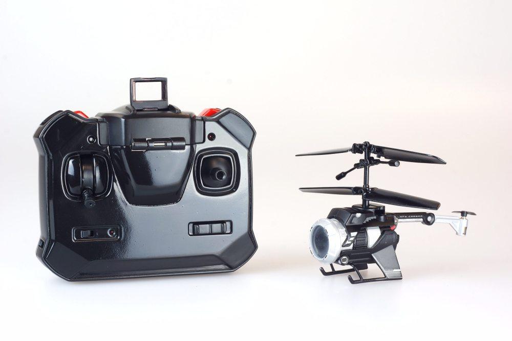 SpyCam Nano RC Helicopter
