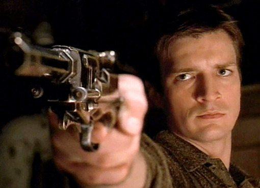 Nathan Fillion Shooting