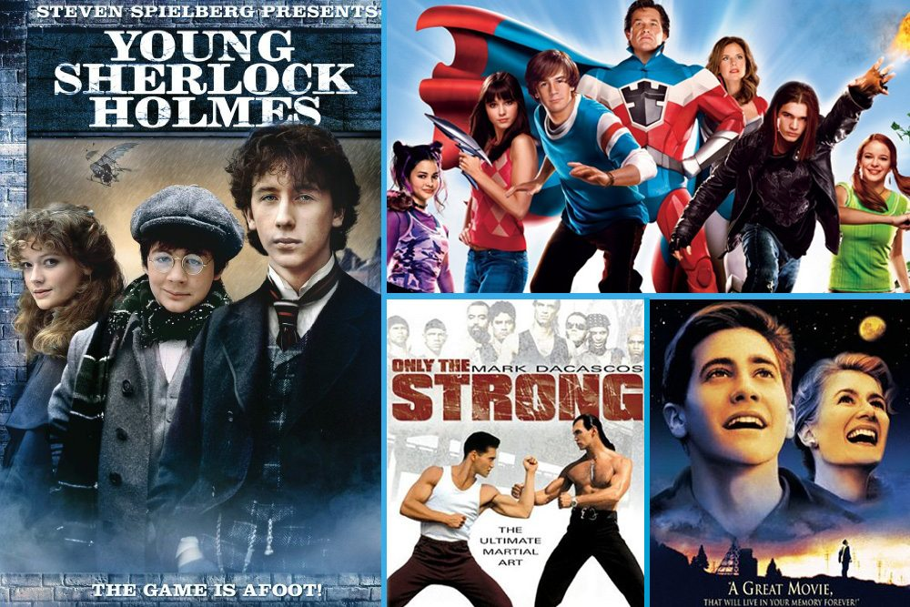 Back to school movies